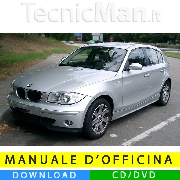 Manuale officina BMW E87 (2004-2013) (IT)