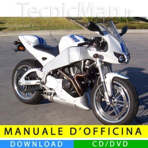 Manuale officina Buell XB9R (2003-2010) (EN)
