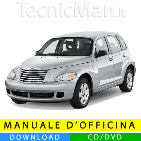 Manuale officina Chrysler PT Cruiser (2000-2010) (EN)
