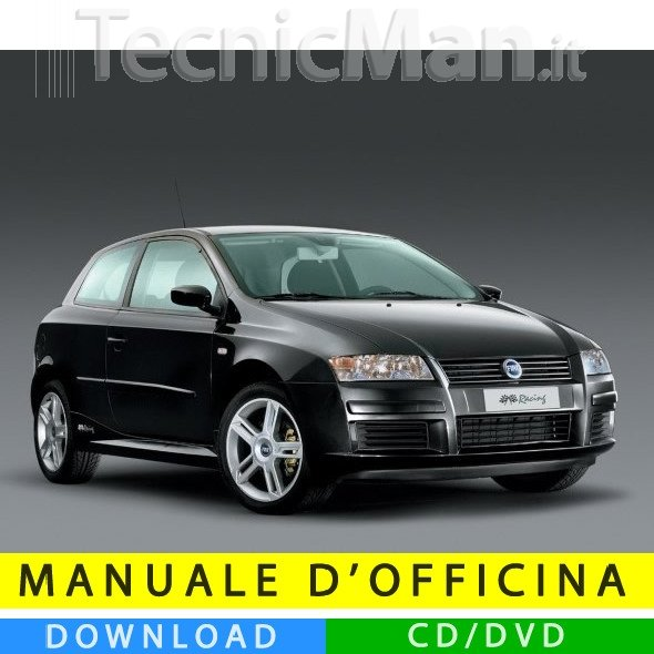 Manuale officina Fiat Stilo (2001-2010) (Multilang)