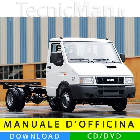 Manuale officina Iveco Daily (1989-1998) (EN)