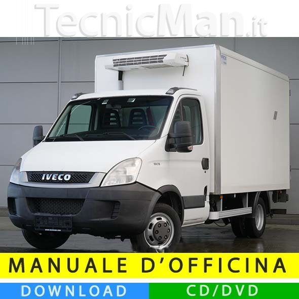 Manuale officina Iveco Daily (2006-2014) (IT)
