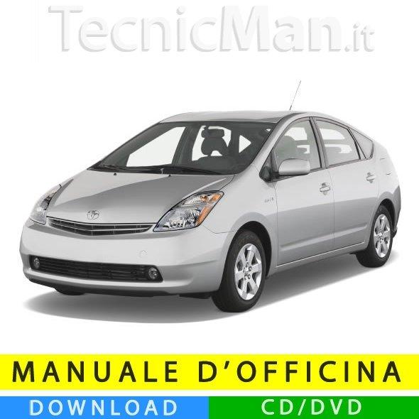 Manuale officina Toyota Prius (2003-2009) (EN)
