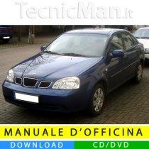 Manuale officina Daewoo-Chevrolet Nubira J200 (2003-2009) (EN)