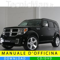 Manuale officina Dodge Nitro (2006-2011) (EN)