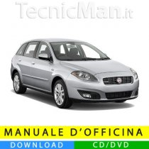 Manuale officina Fiat Croma (2005-2011) (Multilang)