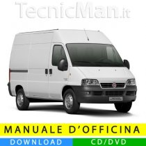Manuale officina Fiat Ducato 2 (2002-2006) (MultiLang)