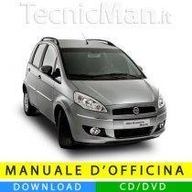 Manuale officina Fiat Idea (2003-2012) (Multilang)