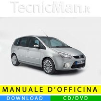 Manuale officina Ford C-Max (2003-2010) (IT)