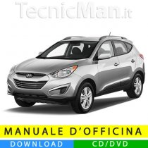 Manuale officina Hyundai Tucson (2009-2015) (EN)
