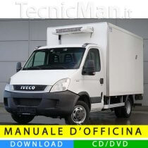 Manuale officina Iveco Daily (2006-2014) (EN)