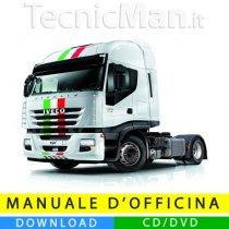 Manuale officina Iveco Stralis (2002-2006) (EN)