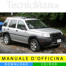 Manuale officina Land Rover Freelander (1996-2006) (EN)