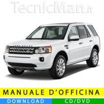 Manuale officina Land Rover Freelander 2 (2006-2014) (EN)
