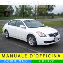 Manuale officina Nissan Altima (2007-2012) (EN)
