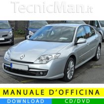 Renault Laguna III service manual (2007-2014) (EN-FR-ES)