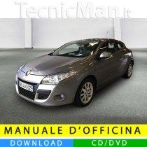 Manuale officina Renault Megane III (2008-2014) (EN-FR)