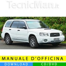 Manuale officina Subaru Forester (1999-2004) (EN)