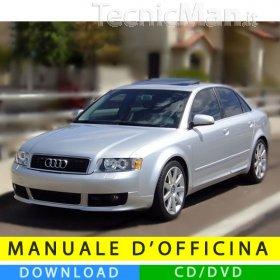 Manuale officina Audi A4 (2000-2008) (EN)
