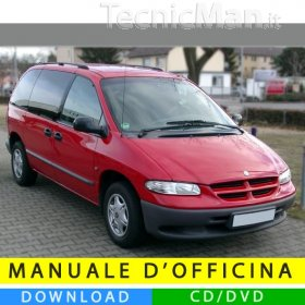 Manuale officina Chrysler Voyager (1996-1999) (EN)