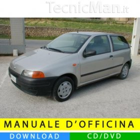Manuale officina Fiat Punto (1993-1998) (IT)