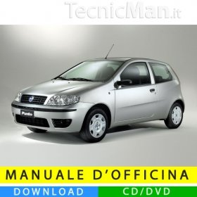 Manuale officina Fiat Punto (1999-2010) (MultiLang)