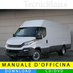 Manuale officina Iveco Daily (2014-2019) (EN)