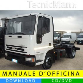 Manuale officina Iveco Eurocargo (2002-2008) (IT)