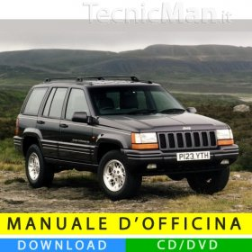 Manuale officina Jeep Grand Cherokee (1993-1998) (EN)