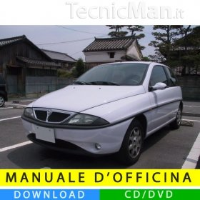 Manuale officina Lancia Y (1996-2003) (IT)