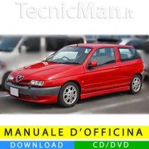 Manuale officina Alfa Romeo 145 (1994-2000) (EN)