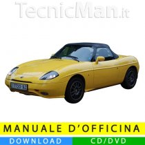 Manuale officina Fiat Barchetta (1994-2005) (Multilang)