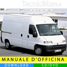 Manuale officina Fiat Ducato 2 (1994-2001) (IT)