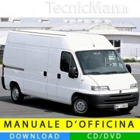 Manuale officina Fiat Ducato 2 (1994-2001) (IT)